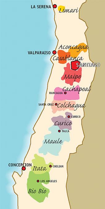 Chili en Argentinie
